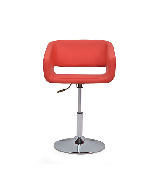 Cosmos Occasional Chair - @home Nilkamal,  red