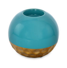 Enchanted Candle Holder - @home by Nilkamal, Seagreen