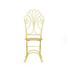 Vine Garden Chair - @home Nilkamal,  green