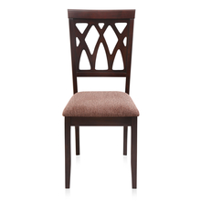 Peak Dining Chair - @home by Nilkamal, Brown