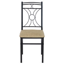 Sidney Dining Chair - @home by Nilkamal, Black