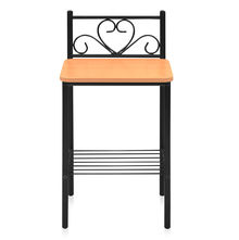 Chirpy Night Stand - @home By Nilkamal, Black
