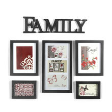 Family Photo Frame 5 Pieces - @home by Nilkamal