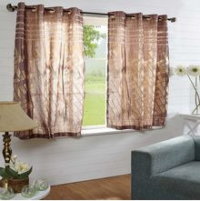 44'x60' Bricks Window Curtain - @home Nilkamal,  pink