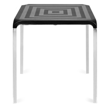 Nilkamal Novella 01 Table - Black