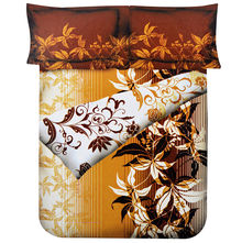 Blossom Single Comforter - @home Nilkamal,  brown