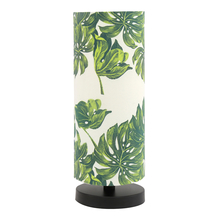 Tropical Paper & Metal Table Lamp - @home by Nilkamal, Multicolor