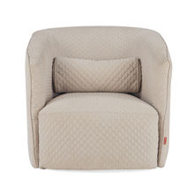 Dorian Occassional Chair - @home By Nilkamal, Beige