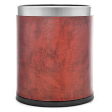 9 Liter Dustbin- @home By Nilkamal, Brown