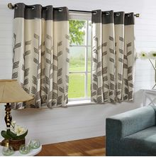 44'x60' Victoria Window Curtain - @home Nilkamal, multi