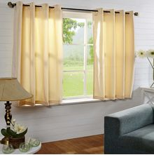 44'x60' Moushi Window Curtain - @home Nilkamal,  cream