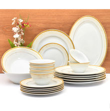 Classic 21 Pieces Dinner Set - @home by Nilkamal