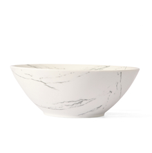 Marble Collection 11.5 cm Veg Bowl - @home by Nilkamal, White