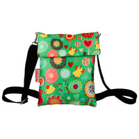 Stylish Designer Sling Bag with multicolor print for Girls/Women, nsb012-7jpg