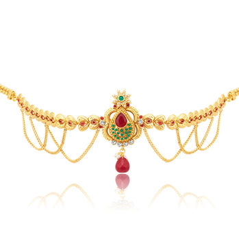 Sukkhi Traditionally Gold Plated KamarBand For Women