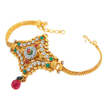 Sukkhi Ritzy Gold Plated Bajuband For Women