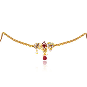 Sukkhi Graceful Gold Plated KamarBand For Women