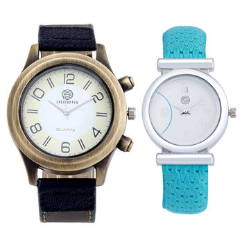 Shostopper Vintage Collection Combo for Men and Women SJ152WCB