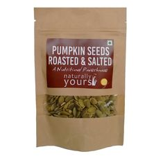 Pumpkin Seeds - Roasted & Salted (Pack of 5x50G)