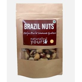 Brazil Nuts (Pack of 5 x 50g)