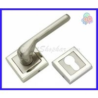 MORTISE ROSE HANDLE - JAMMY, 2-2.5 inches, antique, zinc