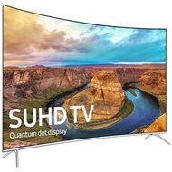 Samsung Curved S-UHD TV KS8500 With DigitalTuner, 65 Inch