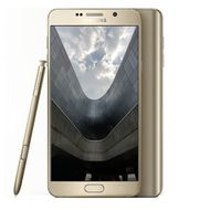 Samsung Galaxy Note 5,  Gold, 64 GB