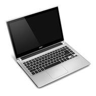 ACER E5-471P i3-4005U 4GB / 500GB / Integrated Graphics / W8.1 / Touch, 14 Inch,  silver