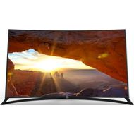 TCL UHD 3D Smart Curved LED TV, LED55H9600UDS, 55 Inch