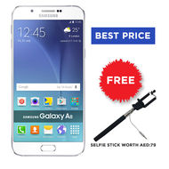 "Samsung Galaxy A8 32GB/2GB/LTE/5.7"" /16MP,  White"