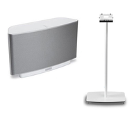 SONOS Play5+ Floorstand for Play5, FLXP5FS1012 Bundle Offer,  White