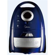 MIDEA CANISTER VACUUM CLEANER- VCB37A14C, 1600W,  Blue