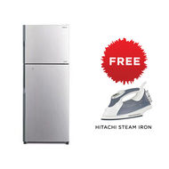 Hitachi Refrigerator Stylish line Inverter, RV470PUK3K,  White, 470 L