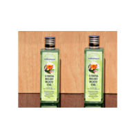 Woods and Petals Stress Relief Body Oil 100mL Set Of 2