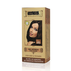Indus Valley Botanical Colour- Light Brown kit - 120 gm