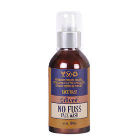 Omved Mens No Fuss Face Wash, 100 ml