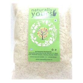 Naturally Yours Basmati White Rice 1KG