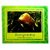 Neev Lemongrass Natural Handmade Soap, 100 gms