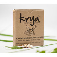 Krya Natural Dishwash Powder 350Gms