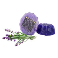 Soulflower Lavender Pure Glycerin Soap - 100 gms