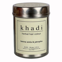 Khadi Herbal Henna, Amla & Jatropha - 150 Gms