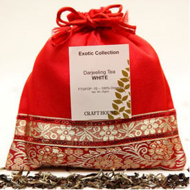 Craft House Darjeeling White Tea - 25 gms