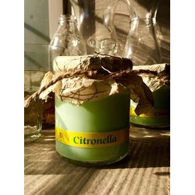 Indie Eco Candles Pure Citronella Candle
