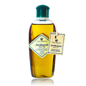 Just Herbs Javakusum Hair Oil - 100 ml