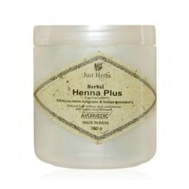Just Herbs Herbal Henna Plus - 200 Gms