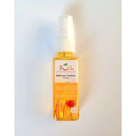 SOIL Bathroom Freshener Orange 50mL