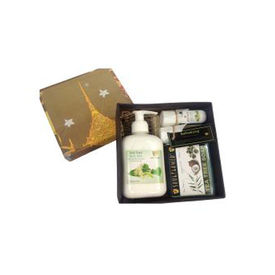 Soulflower Tea Tree Body Lotion Hamper Set - 680 gms