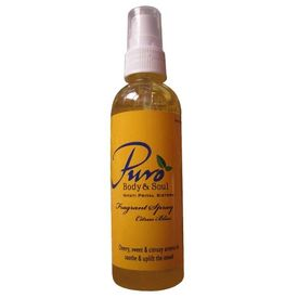 Puro Body and Soul Citrus Bliss Fragrant Spray