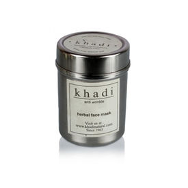 Khadi Herbal Face Mask Anti Wrinkle 50Gms