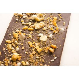 Earth Loaf Gondhoraj & Apricot Chocolate Bar (Pack of Two)